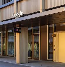 google office switzerland. Zurich, Switzerland - 18 June, 2017: Entrance To The Office Of Google