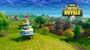 Fortnite Where To Find All The Birthday Cake Locations Game Rant