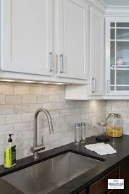 backsplash ideas for black granite countertops. Top 50 Killer Backsplash Ideas For Dark Cabinets To Go With Black Granite Countertops White E