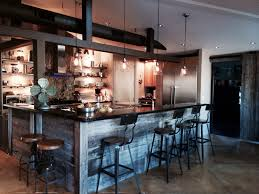 Industrial Kitchen Furniture Our Kitchen Modern Industrial Chic Decor Pinterest Kitchen