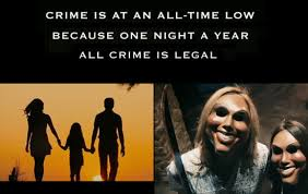 Quotes From The Purge A Constantly Racing Mind The Purge Has Come And Went Are We 85