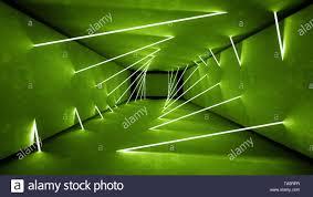 3d Light Render Night Club Interior Lights 3d Render For Laser Show Glowing