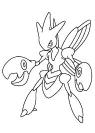 102 Disegni Dei Pokémon Da Stampare E Colorare Colorare
