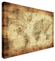 map of decor wall art gallery of old world map wall art world market wall