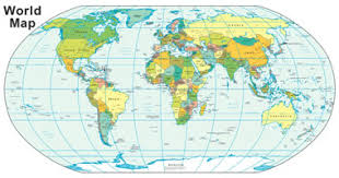 Us Map Editable World Map A Clickable Map Of World Countries