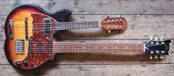 guitar blog eko doubleneck guitar mandolin solidbody eko doubleneck guitar mandolin solidbody