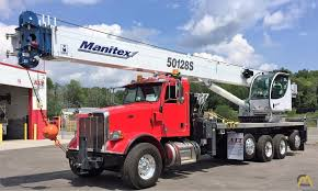 2017 Manitex 50128s For Sale