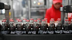 coca cola distribution coca cola bottler extends 2020 sustainability targets