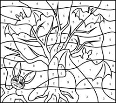 Small Picture Halloween Coloring Online