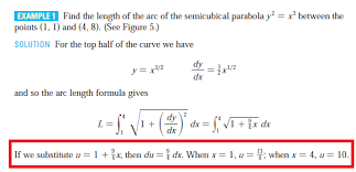 Calculus Integration By Substitution Why Do We Change The Limits