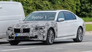 Sport Series 2017 bmw 7 series : Refreshed BMW 7 Series Production Starting In March 2019