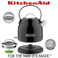 kitchenaid 1 25 l kettle empire red