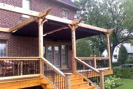 freestanding pergola over deck attached to house wooden kits arbor plans building pergolas w
