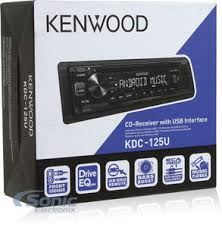single din in dash cd am fm car stereo w 3 5mm front audio Kenwood KDC MP142 Wiring Code at Kenwood Kdc 125u Wiring Diagram
