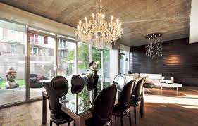 dining room crystal chandelier from luxury chandelier for modern dining room lighting source