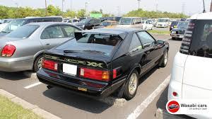 Super Rare: 1984 Toyota Celica XX Super 2000GT Black Version ...