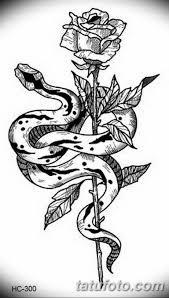 эскиз тату змея на руку 08032019 Tatufotocom 3 Tatufotocom