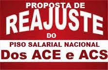 Resultado de imagem para agentes de endemias na luta salarial