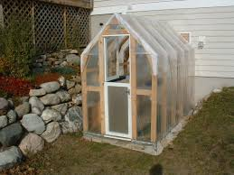 Hey, it's a greenhouse!
