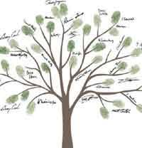 Family Tree Tree Over 50 Free Family Tree Crafts Patterns At Allcrafts