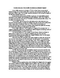 to what extent can the crucible be viewed as a classical tragedy page 1 zoom in