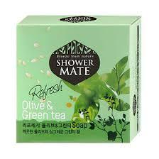Kerasys <b>Shower Mate Мыло косметическое</b> Оливки и зеленый ...