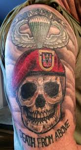Hopeless Military Soldier Tattoo On Biceps Tattoo 17