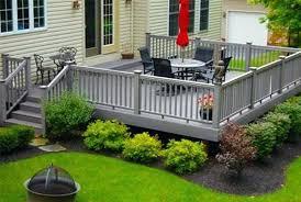 Backyard Deck Design Unique Decorating Design
