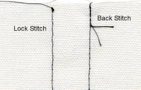 How To End A Stitch Sewing Machine