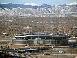 Sports Authority Field Mile High Stadium Seating Chart Sports Authority Field At Mile High Travel Guidebook Must