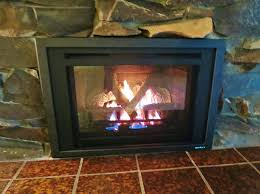 fireplace conversion to gas convert gas fireplace to wood burning cost
