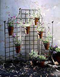 garden screens iron trellis wrought
