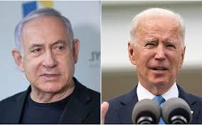 جوزيف روبينيت بايدن الابن ويُطلق عليه جو بايدن (بالإنجليزية: بايدن يبلغ نتنياهو أنه يؤيد وقف إطلاق النار تايمز أوف إسرائيل
