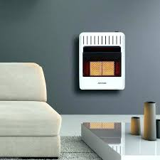 propane wall heaters ventless vent free blue flame propane heater ventless