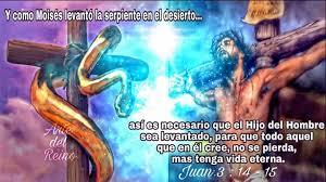 ARTE DEL REINO - Y como Moisés levantó la serpiente en el... | Facebook