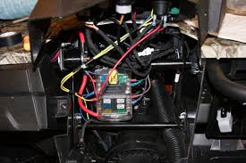 switched fuse panel and auxillary lighting install can am how to ground a circuit breaker box at Fuse Box Grounding