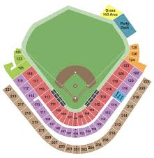 Columbus Clippers Seating Chart With Seat Numbers Sahlen Field Seating Chart Buffalo