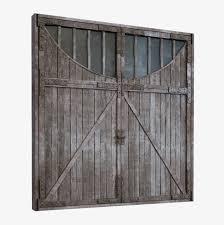 big old wooden door board wood doors png image and clipart