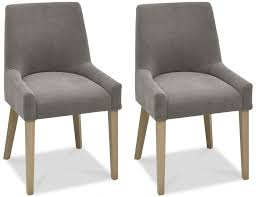 high quality upholstered scoop back dining chair torino. bentley designs turin aged oak dining chair - smoke grey scoop back (pair) high quality upholstered torino t