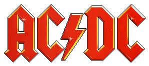 acdc logo | Band Logo's in 2018 | Pinterest | Band logos, Metal band ...