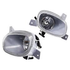 2011 Highlander Fog Light Bulb Fog Driving Lights Pair Front Bumper Fog Light Lamp W Cover