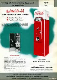 Pepsi Vending Machine Serial Number Magnificent Vendo Coke Machine History And Serial Numbers