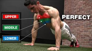 The Perfect Push Up Workout 3 Levels