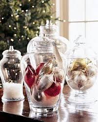 Apothecary Jars Christmas Decorations Sally Lee By The Sea Coastal Lifestyle Blog Coastal Christmas 54