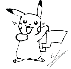 free printable pikachu coloring pages free printable coloring pages for general coloring pages