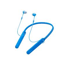 Tai nghe Bluetooth Sony WI-C400 In-ear - màu xanh dương - màng loa 9mm; có  rung; BT+NFC; 35g - Siêu thị điện máy CPN Việt Nam