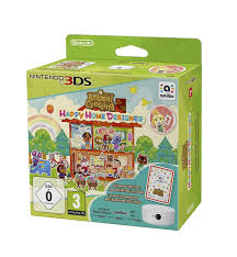 3ds Xl Happy Home Designer Bundle Animal Crossing Happy Home Designer Amiibo Card Nfc Reader
