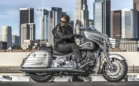 Indian Motorcycles Launched The <b>New Chieftain</b> Elite @ Top Speed ...