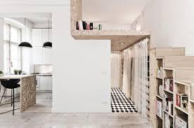Loft Studio Apartment 312 Square Foot Studio Loft Apartment In Poland Idesignarch