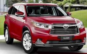 2018 toyota kluger australia. wonderful 2018 2018 toyota kluger review on toyota kluger australia